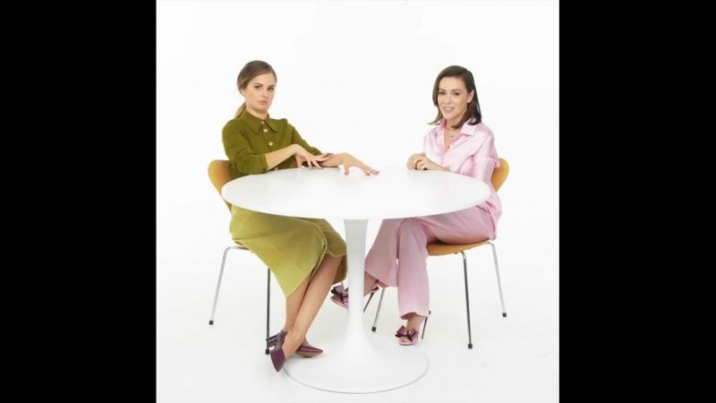 Дебби и Алисса Милано для «Teen Vogue».