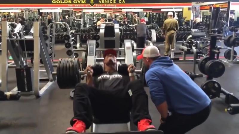 Видео для мощных тренировок 5