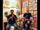 Выступление музыкантов Путь Манго и Лазурно-золотой берег запредельного г. Санкт-Петербург. Выставка Го