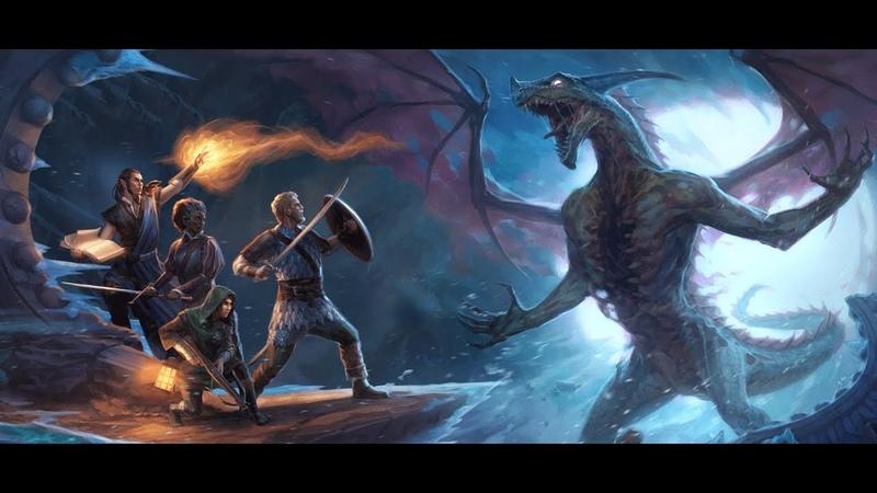 Pillars of Eternity II - Deadfire . Дон Антон и его приключения =) Часть 2