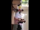 Joana Pak partilhou conosco este momento do Jude brincando com o Steven