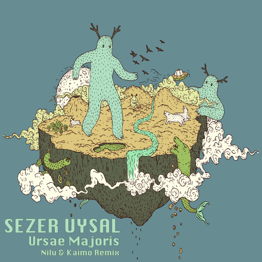 Sezer Uysal альбом Ursae Majoris