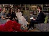 OCEAN'S 8 interviews - Bullock, Blanchett, Paulson, Awkwafina, Hathaway, Kaling