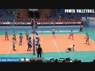 MONSTER Volleyball Knockouts (HD)
