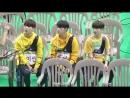 180820 • ISAC 2018 • E-tion, Hyojin, Laun