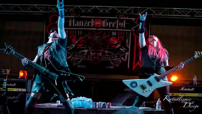 Hanzel Und Gretyl - Blitzkriegerz Und Hellriderz (KyzrWölf Remix)
