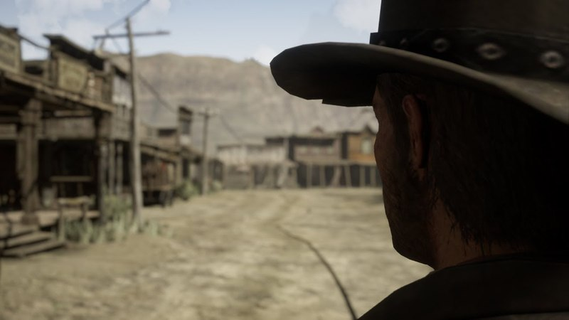 [8K] Red Dead Redemption in Unreal Engine 4