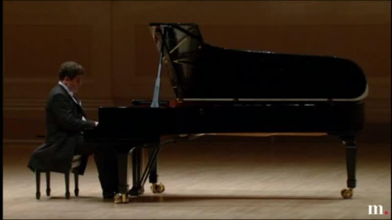 Ян Сибелиус Этюд (13 Pieces for Piano, Op. 76) Карнеги-холл (Нью-Йорк) исп. Денис Мацуев