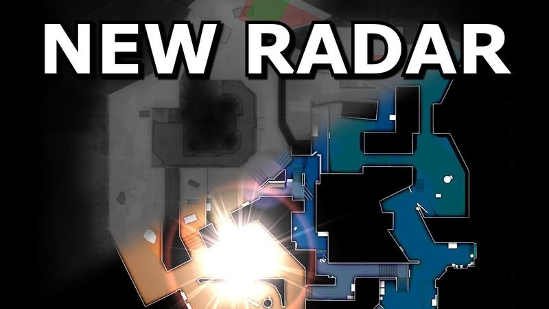 CS:GO's New Radar with Panorama