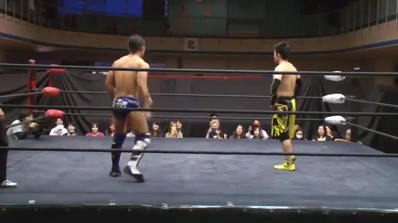 Mineo_Fujita_vs__Koju_Takeda_vs__Akiyori_Takizawa_