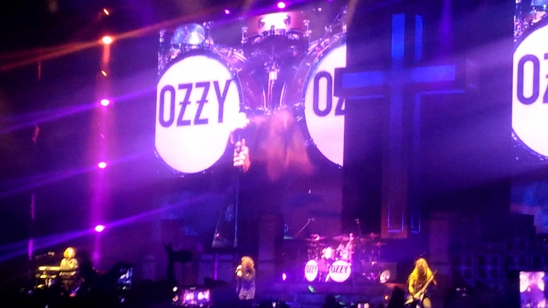 OZZY OSBOURNE - MR. CROWLEY (OLYMPIC STADIUM, MOSCOW, 01/06/2018)