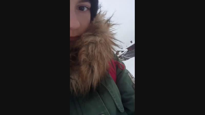 Кристина Воеводина Live