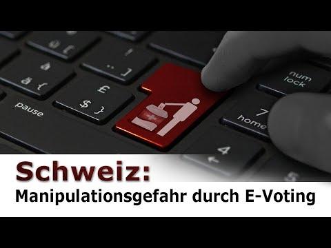 Schweiz: Manipulationsgefahr durch E-Voting   04.07.2018   www.kla.tv/12675