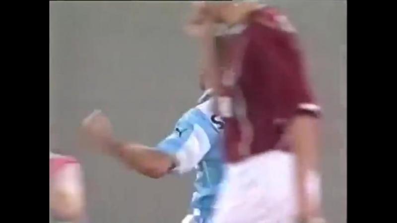 96 CL-2000_2001 Lazio Roma - Sparta Praha 3_0 (20.09.2000) HL