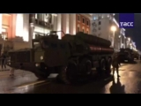 Репетиция парада Победы в Москве.