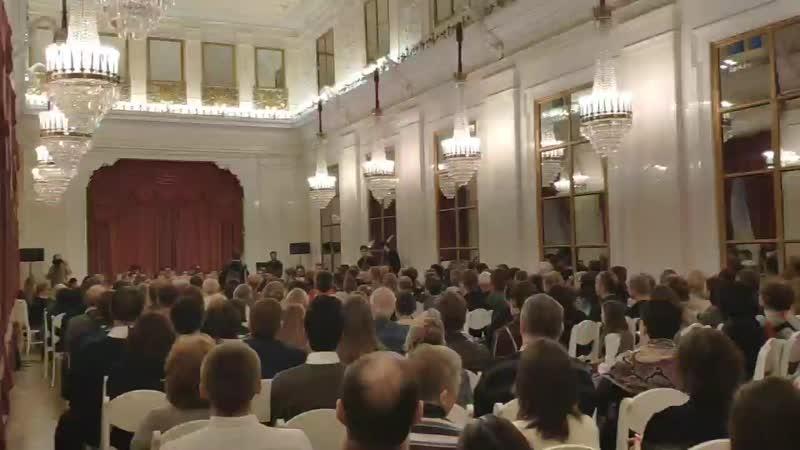 Концерт с прогулкой по дворцу-Глинка-Вальс-фантазия