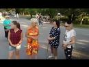 Танцы На Приморском Бульваре - Севастополь - 31.08.18 - Певец Сергей Соков