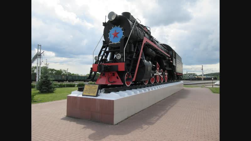 Юрга — Анжеро-Судженск | Поездка на скором поезде