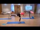 Caley Alyssa - Day 4 Cardio. 5-Day Yoga Challenge (Beachbody Yoga Studio) Йога для сжигания жира
