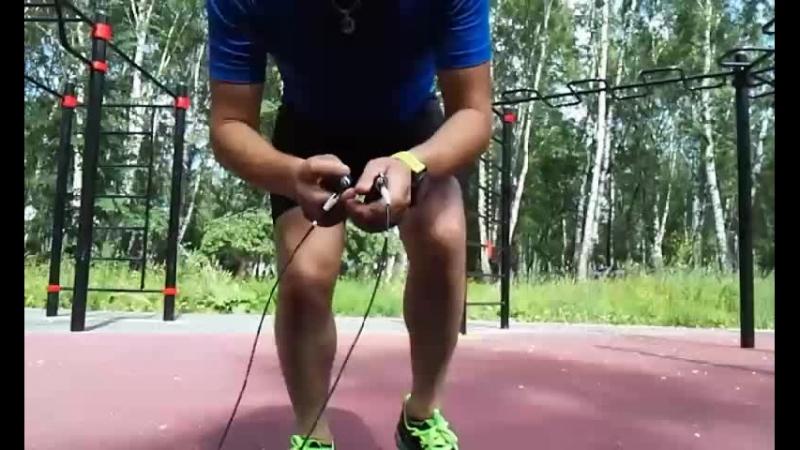 двойные прыжки на модели speed