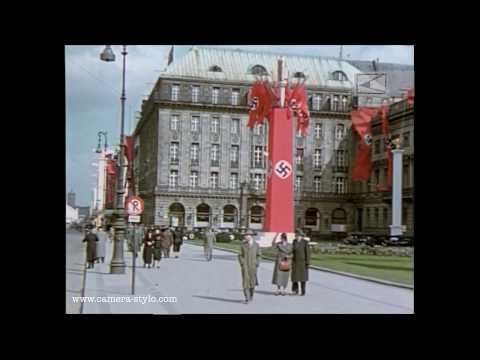 Berlin 1939 in colour