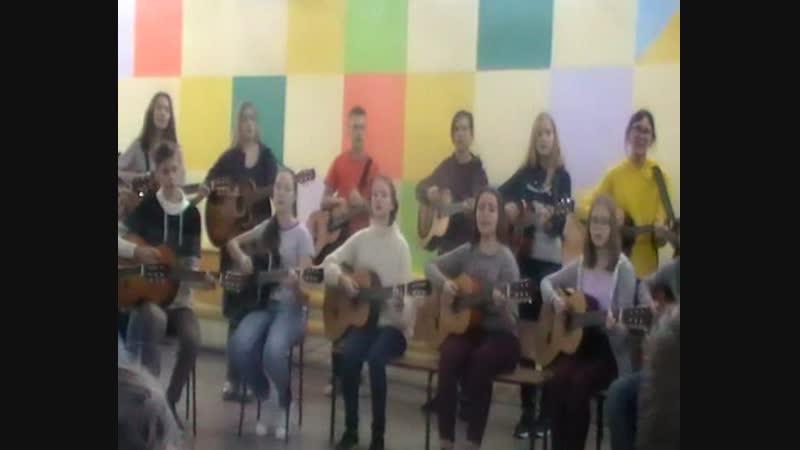 Рождественский концерт (ДОЛ Кооператор, 07 января 2019г.)