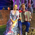 Марина Девятова и Алексей Воробьев