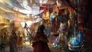 Medieval Fantasy Music Medieval Market Folk Traditional Instrumental