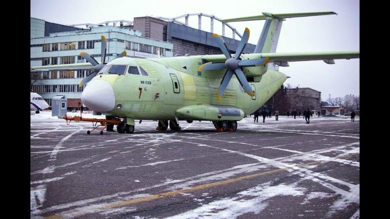 Выводы американцев некорректны: NI сравнил Ил-112В с украинским Ан-140...