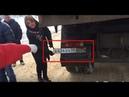 В Калужской области задержали мусоровозы с двойными номерами. Видео 18 мат