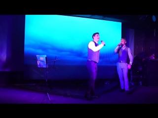 Шувалов Александр и Финадеев Евгений - Небо на ладони