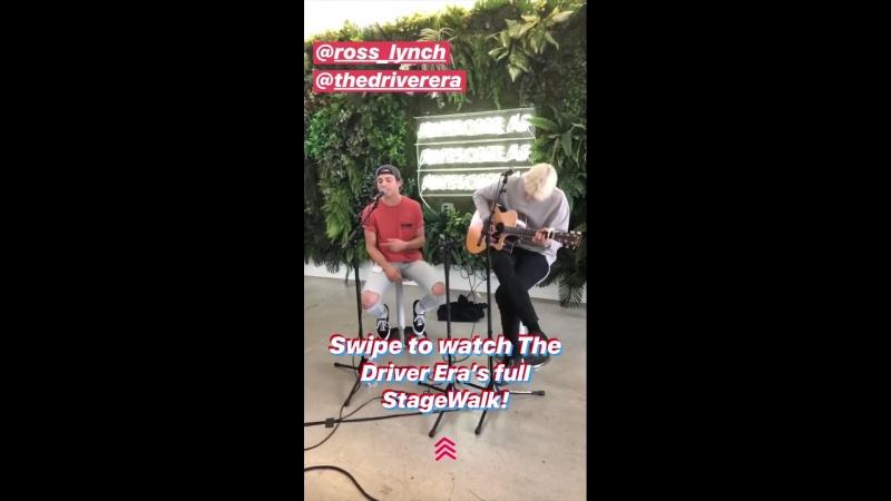 Публикация программы «Awesomeness» в «Instagram»-истории за 24 июня 2018