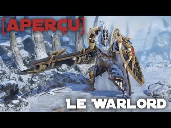 [Aperçu] Le Warlord - Lost Ark