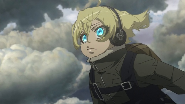 Youjo Senki 3 Военная хроника маленькой девочки 3 Озв. Студийная Банда AD