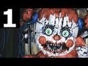 Baby's Nightmare Circus Walkthrough Part 1 - Night 1 (No Commentary) (FNAF Horror Game 2017)