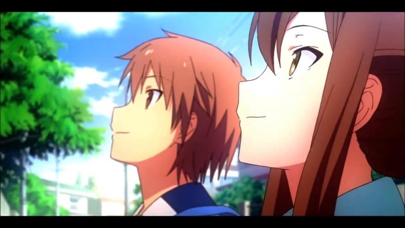Сората Канда и Нанами Аояма