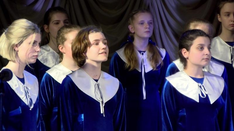 Спi дачушка мiлая белорусская народная песня обработка А Рудой