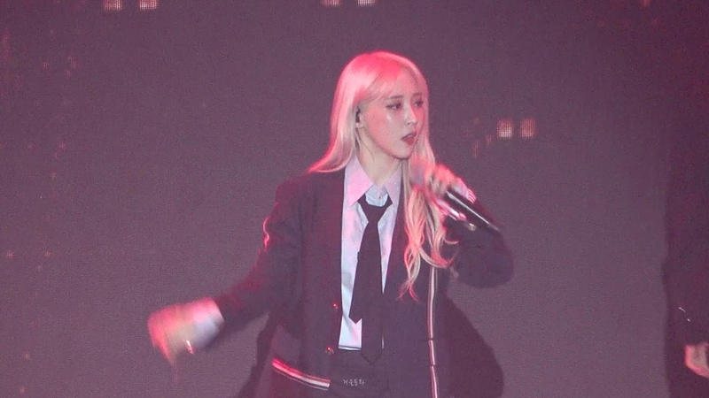 M 'Selfish TVXQ Medley Perfomance Moon Movie' 190419 MAMAMOO 4season f w Concert