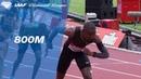Emmanuel Korir 1 42 05 Wins Men's 800m IAAF Diamond League London 2018