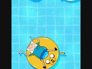 Лето / Персонажи Cartoon Network