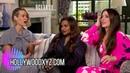Sandra Bullock Mindy Kaling and Sarah Paulson Ocean's Interview