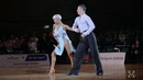 Marius-Andrei Balan - Khrystyna Moshenska, GER   GOC 2018 Stuttgart - Showcase Samba