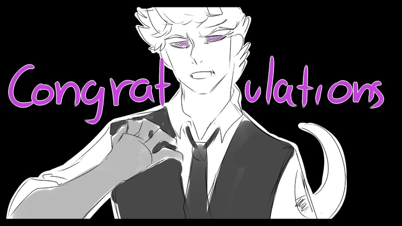 Congratulations Animatic Eddsworld