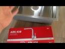 Распаковка и установка мойки COSH сифона и выдвижного смесителя TEKA ARK 938