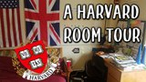 Harvard Student Dorm Room Tour