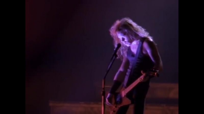 Metallica The Thing That Should Not Be (Live - Seattle 89) [Live Shit Binge Purge]