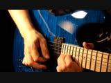 Jason Becker Perpetual Burn guitar cover