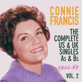 Connie Francis альбом The Complete Us & Uk Singles As & BS 1955-62, Vol. 2