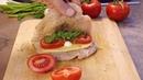 КУРИНОЕ ФИЛЕ с помидорами, сыром и зеленью, в бальзамическом соусе Супер нежное и сочное!