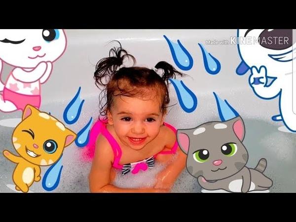 Bath song Nursery Rhymes baby song Развивашки
